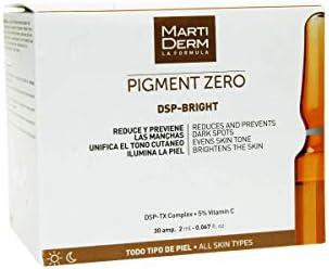 MARTIDERM PIGMENT-ZERO DSP-BRIGHT 30 AMPOLLAS