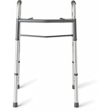 Amazon.com: caremax Medical resistente Walker, Gris, Adulto ...