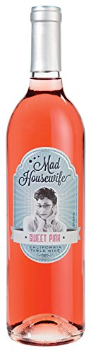 2016 Mad Housewife Sweet Pink, 750 mL Wine
