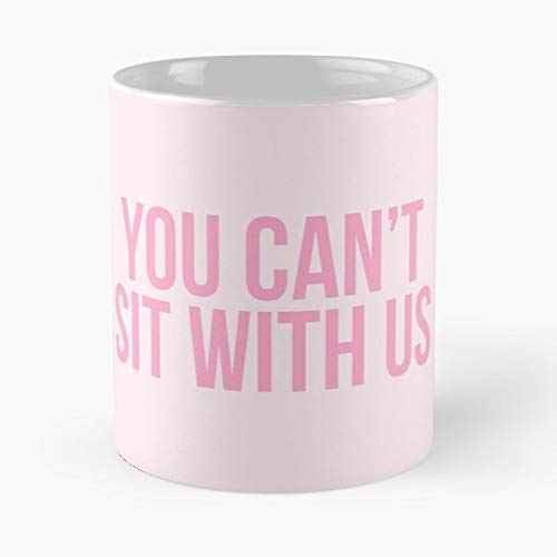 You Cant Sit With Us Mean Girls Regina George Boo Whore - Funny Coffee Mug, Gag Gift Poop Fun Mugs]()
