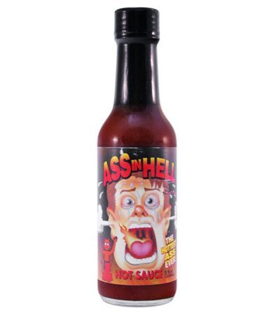 very spicy sauce - 2
