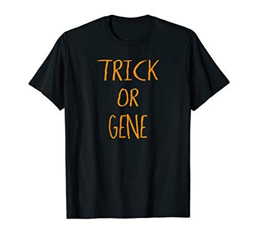 Gene Grey Halloween Costumes - Trick Or GENE T-Shirt Halloween Shirt