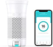 Wynd Plus – Smart Portable Personal Air Purifier for Travel, Home, Office with Detachable Air Quality Tracker
