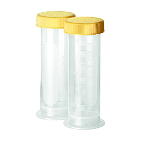 Medela Breastmilk Freezing & Storage Containers, 2.7 Ounce, 12 Count