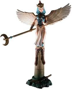 MASTERS OF THE UNIVERSE SORCERESS STATUE