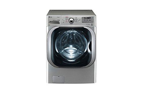 LG WM8100HVA Washer - 14 Mode - Front Loading - 5.20 ft Wash