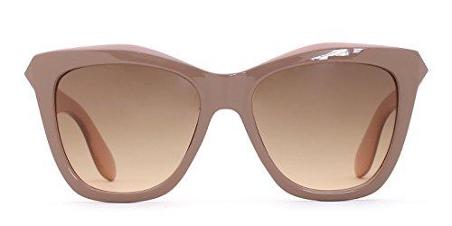 TIJN Luxurious Exquisite Wayfarer Sunglasses for Women - Aviator Sunglasses Sized Medium