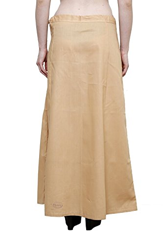 Aurielle Enagua Algodón Solid India Rogisse Mujer Sari Bollywood PZiuOkX