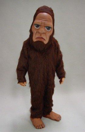 Deluxe Big Foot Adult Costume · Bigfoot Mascot Costume ...  sc 1 st  Best Costumes for Halloween & Bigfoot Yeti Sasquatch Halloween Costumes Men or Boys