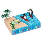 Surf's up Cody Maverick Cake Topper