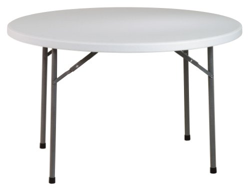 Office Star 48-Inch Round Resin Multipurpose Table  # BT48Q