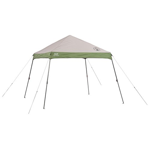 Coleman Instant Wide-Base Shelter, 10 x 10