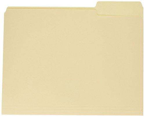 Esselte YVH1006 Pendaflex 1/3 Cut Manila File Folders (48 Count)