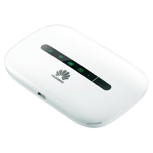 Huawei E5330 3G Mobile WiFi Hotspot Router (21,6 Mbit/s, HSPA+, 900/2100 MHz) weiß