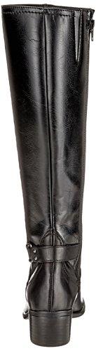 Tamaris Damen 25555 Stiefel Schwarz (Black)