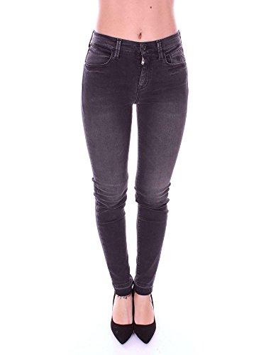 Jeckerson Pa46xt19521 Pa46xt19521 Donna Jeckerson Jeans Jeans Nero Donna R8qdxEwfR