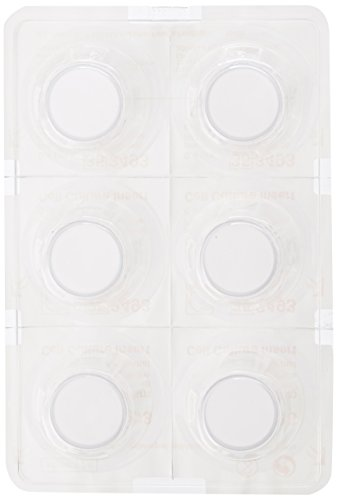 BD 353493 Falcon Translucent High Density Polyethylene Terephthalate Sterile Cell Culture Insert, 0.4 Micron Pore Size, For 6 Well Plate (Case of 48)