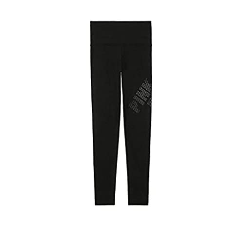 880df25439ece Victoria s secret Pink New Logo Ultimate High-Waist Legging Black (XSmall)