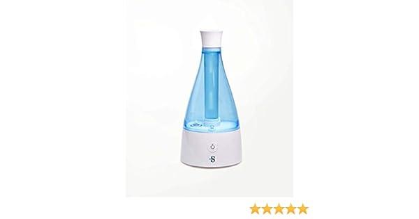 Sanitec Solutions Humidificador Ultrasónico: Amazon.es: Salud y ...