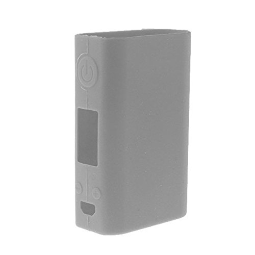 Rayley Protective Silicone Case Cover Wrap for Joyetech eVic Primo 200w Mod (Gray)