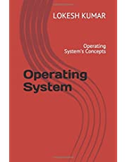 Operating System: Operating System's Concepts