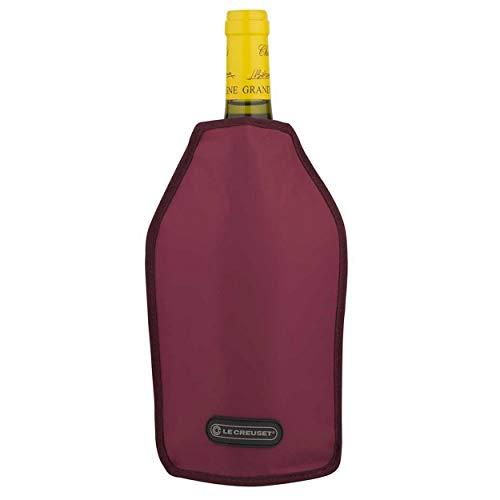 Le Creuset Wine Cooler Sleeve, Burgandy