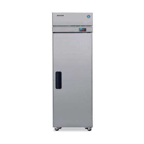 FH1-SSB 28 Professional Series Reach-In Freezer with 22.3 cu. ft. Capacity Stainless Steel Interior and Exterior EverCheck Digital Control System Door Lock and Self Closing Door: Stainless Steel