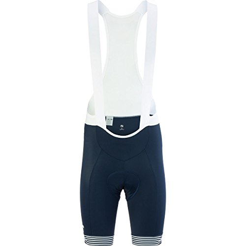 Giordana Moda Vero Pro Bib Short - Men's Mare Navy/White, L -