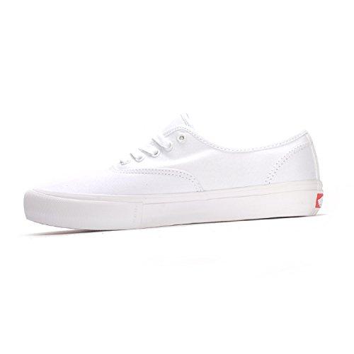 Vans Authentic Lo Pro VGYQETR Unisex - Erwachsene Klassische Sneakers True White / True White