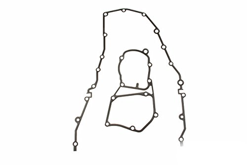 (Engine Timing Cover Gasket Set Elring 670590 BMW 318i 318is 318ti)
