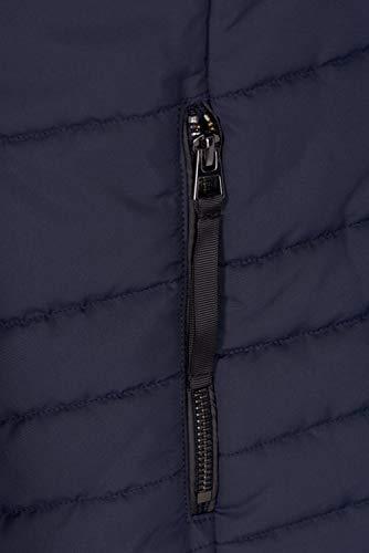 Jacket Zizzi Sky Chaqueta Ls para Mujer 1496 Night Azul a00dxrw