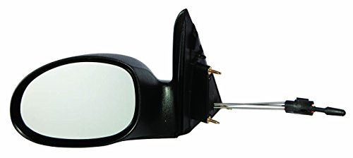 Depo 333-5417L3CF Chrysler PT Cruiser Driver Side Manual Mirror (04-09 Without Fold-Away Type 1 Textured)