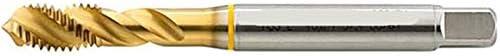 Gühring 9009140020000 Maschinengewindebohrer, DIN 371, Form C, M2