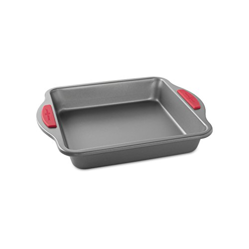Nordic Ware Freshly Baked Square Cake Pan, 9