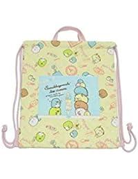 Sumikko Gurashi Quilt processing Backpack Bag 33×40cm Ivory K-1002A