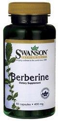 Berberine 400 Swanson Premium Capsules