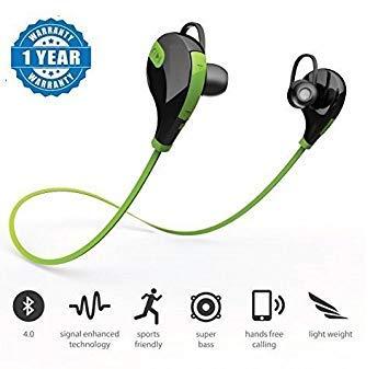 189b4b1a307 Sampi Vivo Y53i Compatible Jogger Bluetooth Wireless: Amazon.in: Electronics