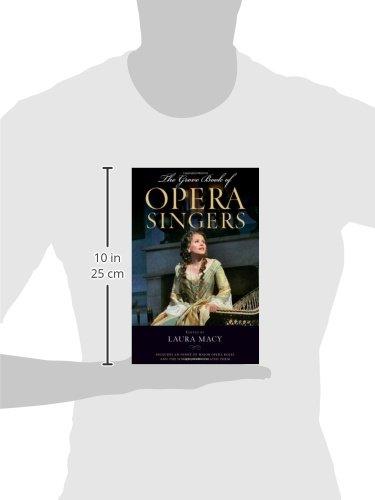 The Grove Book of Opera Singers