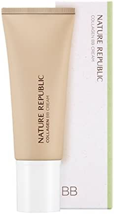 Nature Republic Collagen BB Cream #Orignal (SPF25 PA++)
