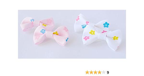 Pack de 8 lazos con velcro para bebe. Envío GRATIS 72h Entrega en buzón: Amazon.es: Belleza