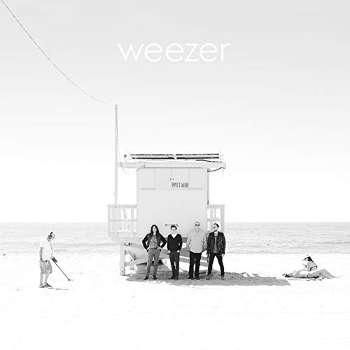Weezer (White Album)(Vinyl LP w/Digital Download)