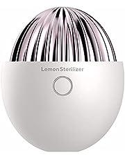 Mini Household Lemon Refrigerator Ozone Deodorizer Machine, Portable Fridge Ozone Air Purifier Fresh Sterilization Deodorizer, Wardrobe Shoe Cabinet Ozone Deodorizer