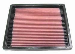 K&N ENGINEERING 33-2112 Air Filter; Panel; H-1.25 in.; L-8.875 in.; W-9.875 in.;