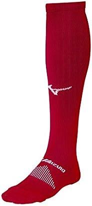 Mizuno Performance Otc Sock, Red, Small