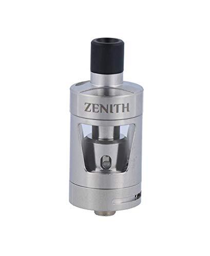 Innokin Zenith D22 Clearomizer Set – subohm und moderates Dampfen möglich (silber)