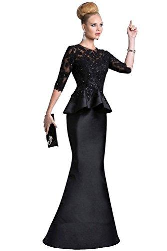 Schwarz Gr Schwarz 34 Beauty Kleid Emily Damen cPwqwtBY
