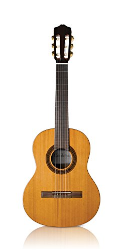 (Cordoba Requinto 580 1/2 Size Acoustic Nylon String Classical Guitar)