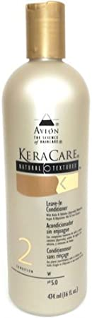 Avlon Keracare Natural Textures Leave In Conditioner Condition 2 474ml Amazon Co Uk Beauty