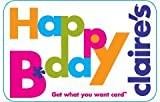 Claire's Birthday Gift Card image