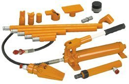 4 Ton Heavy Duty Portable Hydraulic Equipment Kit